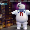 Ghostbusters SDCC 2011 Exclusive Stay Puft Marshmallow Man In-Hand Review