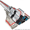 2013 SDCC Exclusive Hot Wheels Battlestar Galactica Colonial Viper