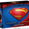 2013 SDCC Exclusive Man of Steel Movie Masters Superman vs. General Zod Movie Pack