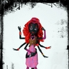 2013 SDCC Monster High Figure - Wydowna Spider Doll?