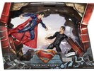 2013 SDCC Exclusive Man of Steel Movie Masters Superman vs. General Zod Movie Pack Images
