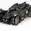 More Details For Mattel's 2014 SDCC Exclusive DC Multiverse Batman: Arkham Knight Batmobile