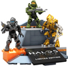 2015 SDCC Exclusive Mega Bloks Halo Icons Character Pack