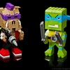 New 2016 SDCC Exclusive Teenage Mutant Ninja Turtles Leonardo vs. Bebop Kubros Images