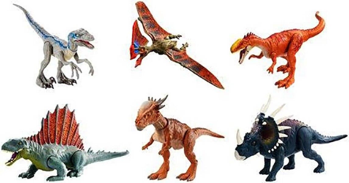 2018 Mattel Jurassic World Dino Rivals Dracorex NEW