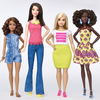 Barbie Expands Doll Line Adding Three New Body Types