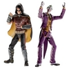 Batman Legacy Arkham City Robin and Joker Action Figures