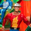 DC Universe Club Infinite Earths Golden Age Flash Figure Video Review