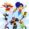 DC Super Hero Girls Cartoon Premieres Saturday, March 19