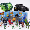 Mattel Extends Master Toy License For DC Products & Stirkes Deal With Diamond For European Distribution