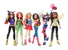 DC SuperHero Girls Line