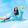 New DC Super Hero Girls Wonder Woman With Invisible Jet & More