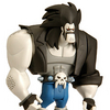 DC Universe JLU Lobo Figure Review By Pixel Dan