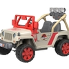 Mattel's Jurassic Park Fisher-Price Power Wheels Jeep Official Images
