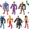 Justice League Action Animated Series Figures From Mattel
