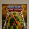 Masters of the Universe Classics Whiplash Carded Images