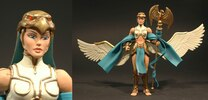 MOTUC 200x Queen Grayskull Figure Revealed