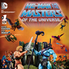 Exclusive Variant Cover for He-Man and The Masters Of The Universe Comic Issue #1