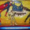 New Target Exclusive Man Of Steel Kryptonian 5-Pack Reveals New Character *SPOILERS*