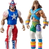 Gamestop Exclusive WWE RetroFest Figures From Mattel