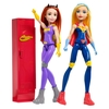 TRU Exclusive Super Hero High Batgirl & Supergirl 2-Pack