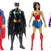 Mattel Wonder Woman & Justice League Movie Figures Officially Announced