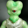 Kaiju-Taro Debut of Glow In Dark Alien Xam