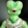 Kaiju-Taro Debut of Glow In Dark Alien Xam