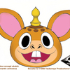 Cute Japanese Character Booska from Max Toy