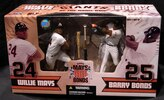McFarlane Toys Shows Off The Barry Bonds & Willie Mays Two-Pack!