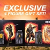 2017 SDCC Exclusive The Walking Dead Shiva Force Boxset