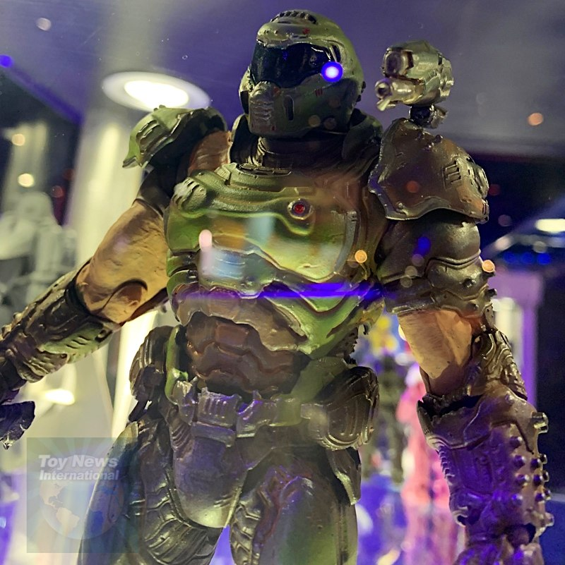 More Images Of The Mcfarlane Toys 7 Doom Slayer Figure At E3