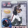 McFarlane Toys Arian Foster Collectors Club Exclusive
