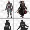 Assassins Creed IV Pirate Figure Four Pack