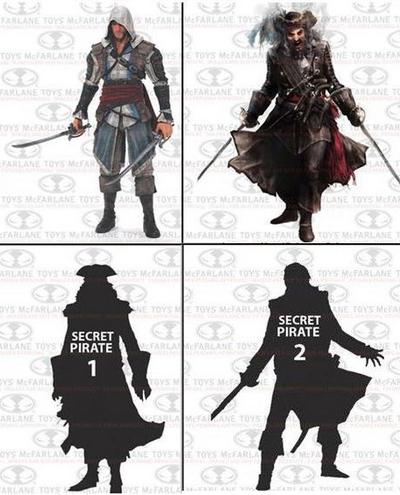 how to get edwards legend outfit on assassins creed iv