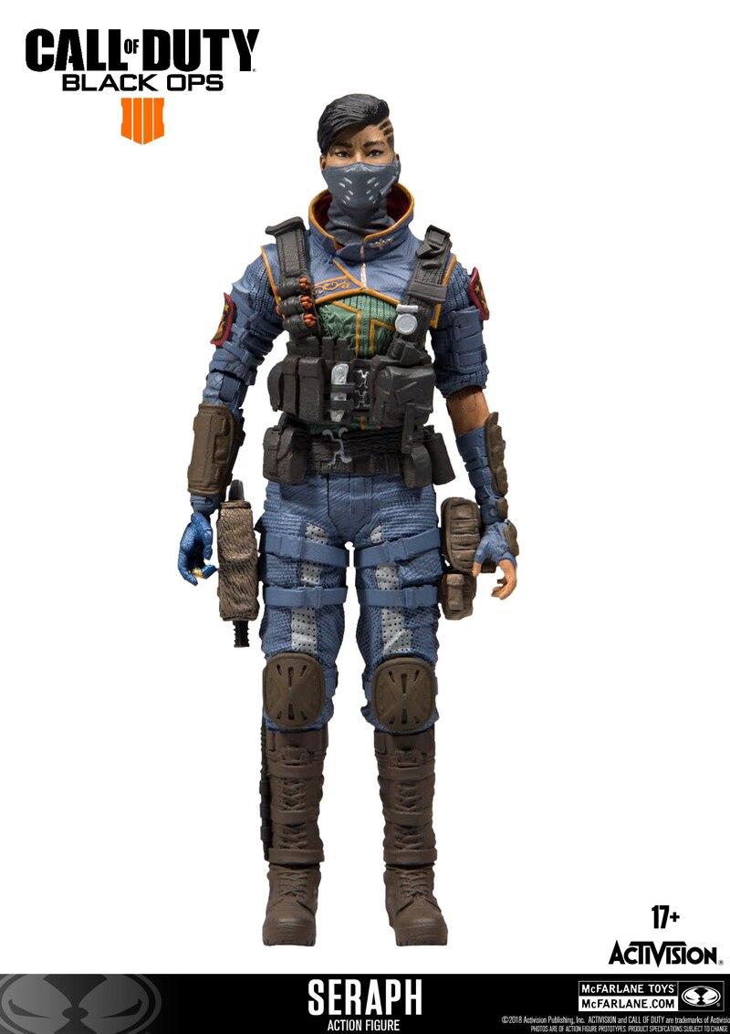 "Ruin McFarlane Toys Call of Duty 7/"" Figure"