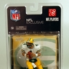 Clark Toys Exclusive Green Bay Packers Brett Farve Figure Packaged Pic