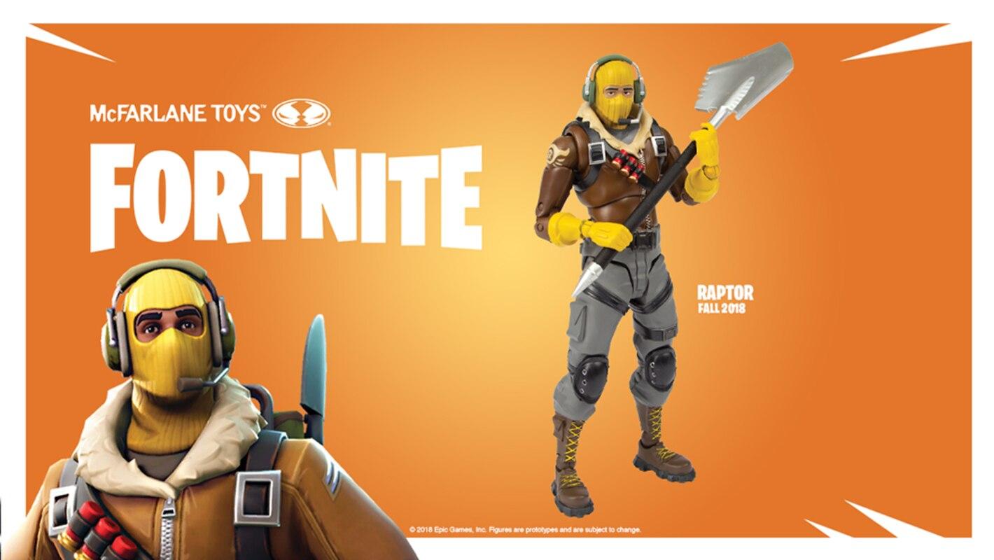 Mcfarlane Toys Fortnite Black Knight Premium Action Figure Vbucks