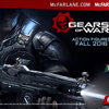 Gears of War partners with McFarlane as part of new video game figure lineup