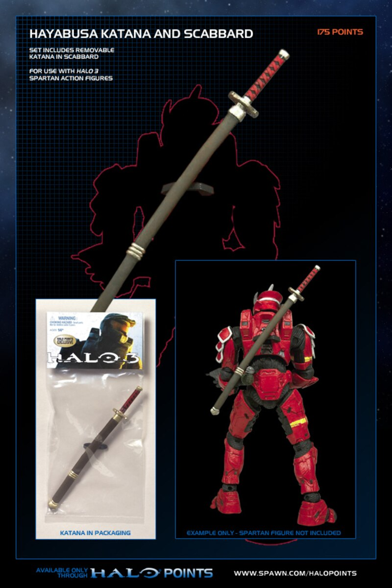 McFarlane Toys' Halo Product Points For Exclusive Figures