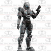 Halo 4 Series 3 Figure Images