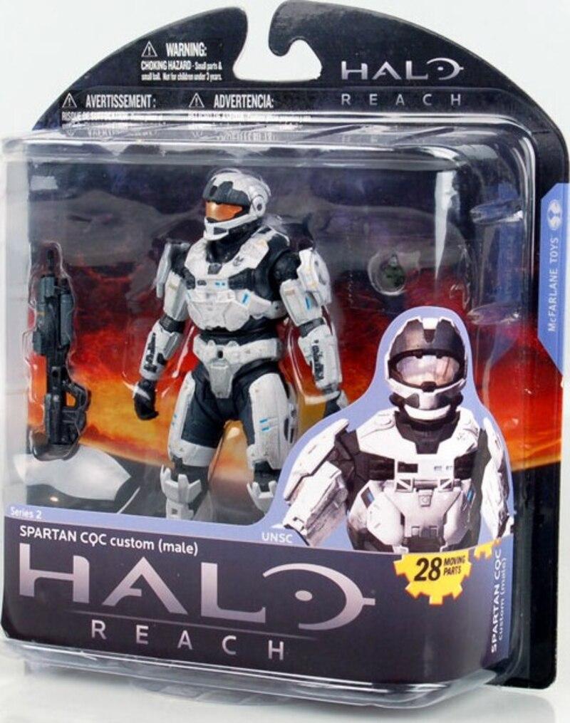 McFarlane Toys Halo: Reach Series 2 Advance Images & Series