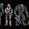Halo: Reach Series 3 Action Figures
