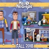 Hello Neighbor Video Game Action Figures & Construction Sets From McFarlane Toys