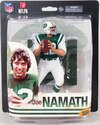 Joe Namath & Eli Manning Share The Spotlight In McFarlane NFL Solids
