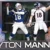 McFarlane Toys Peyton Manning 2-Pack
