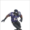 Baltimore Ravens Ray Lewis Exclusive Figure From McFarlane Toys