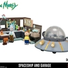 New McFarlane Toys Rick and Morty Construction Sets Up For Pre-Order