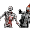 The Walking Dead Series 01 - Previews Exclusive B&W Zombie Two-Pack