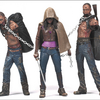 McFarlane Toys The Walking Dead TV Series 3 Final Images & Packaging